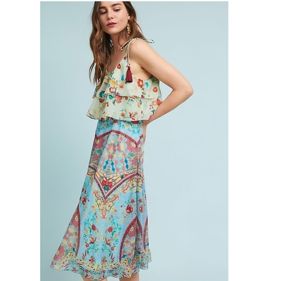 Anthropologie Dresses & Skirts - Anthropologie Eros Kerchief Dress
